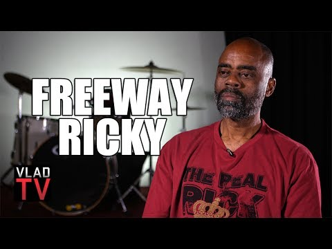 Freeway Ricky on Going from Illegal Drug Trade to Legal Marijuana Business