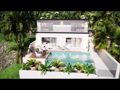 Download Twinmotion 2019 Villa House Video 3GP Mp4 FLV HD Mp3