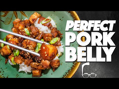 PORK BELLY MADE EASY (AND SLOW-COOKED TO PERFECTION!) | SAM THE COOKING GUY