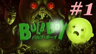 BULB BOY (iOS / Android) Gameplay Walkthrough - PART 1