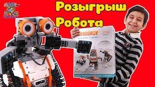 ЯРИК и БАМБЛБИ собирают робота АСТРОБОТА!
