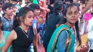 Maru_Samsung_Mobile_Re_Jio_Female_Dance // Adivasi Dance // Adivasi Songs // Arjun R Meda // Timli