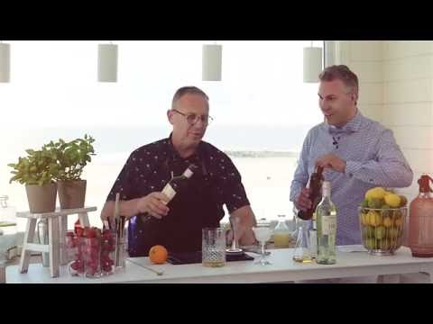 Jenever cocktail maken met dit recept van de Martinez.
