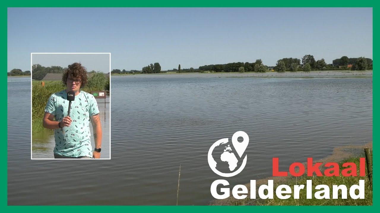 IJsselwater stijgt flink