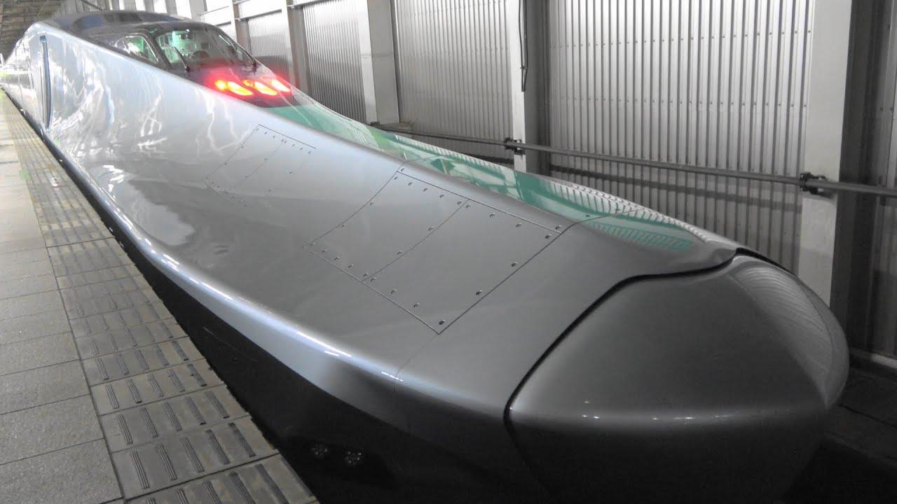 新幹線試験車両「ALFA-X」