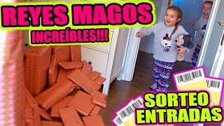REGALOS REYES MAGOS + SORTEO ENTRADAS!!!     ·VLOG·
