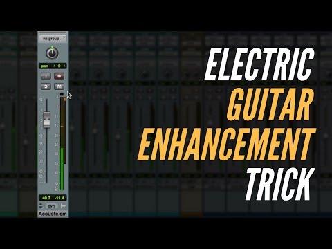 Guitar Enhancement Mixing Trick - TheRecordingRevolution.com