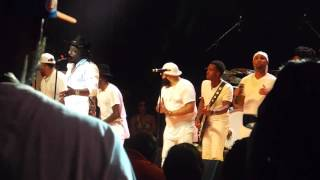 Anthony Hamilton - Prayin' For You and Gospel Medley