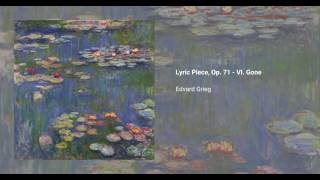 Lyric Pieces - Book 10, Op. 71