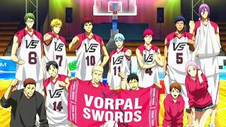 Kuroko No Basket - [Kensho Ono - Against The Wind]
