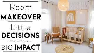 INTERIOR DESIGN | Little Decorating Decisions That Make a BIG Impact - Symmetry