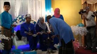 preview picture of video 'Majlis Perkahwinan Rosmaini & Fahmy 2015'
