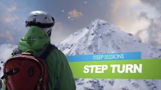 STEEP SESSIONS - Step Turns (Warren Smith Ski Academy)