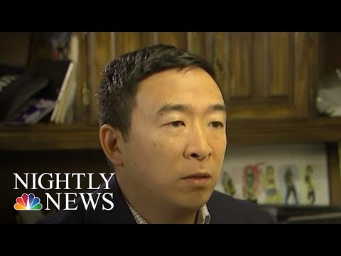 Andrew Yang On Medicare For All And 'What Matters' Most To 2020 Democratic Voters | NBC Nightly News