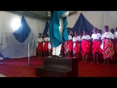 OLHSchool Choir sings Ekene Maria (UNIZIK - FILM Lagos) by Rev. Fr. Dominic Igwe