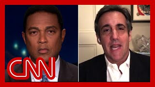 Michael Cohen: There will never be a peaceful transition of power if Trump loses