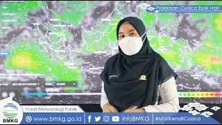 Prediksi Cuaca Jumat 6 Agustus 2021: BMKG Perkirakan 13 Wilayah Hujan Lebat Disertai Angin & Petir