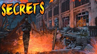 Top 5 SECRETS You Didn't Know About BLOOD OF THE DEAD! Black Ops 4 Zombies TOP 5 EASTER EGGS