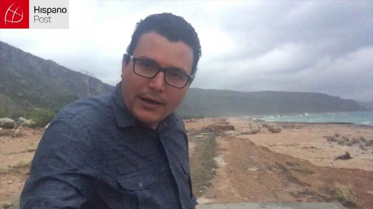 Baracoa: El puente que colapsó con la furia de Matthew