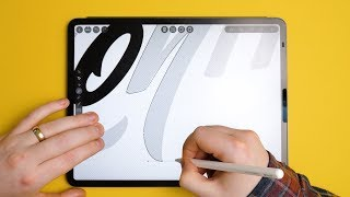 The Graphic Designers Review of the 2019 iPad Pro 12.9 🧐