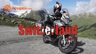 Ep 50 - Switzerland (part 1) - Around Europe on a Motorcycle