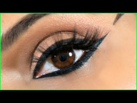 BEST Kajal, Eyeliners & Eyeshadows – Apply Perfect Wing Eyeliner | Shruti Arjun Anand