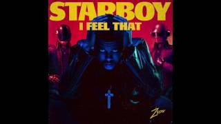 I Feel That Starboy - The Weeknd Ft. Daft Punk (Zeion Mashup)