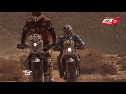2017 OiLibya Rally, Morocco - Day 4 - FIM Cross-Country Rallies World Championship