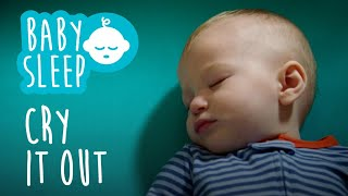 Baby sleep training: Cry it out