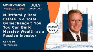 Multifamily Real Estate Is a Total Gamechanger! You Too Can Build Massive Wealth as a Passive Investor