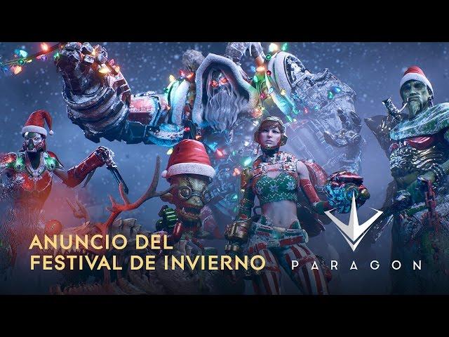Paragon - Anuncio del Festival de Invierno