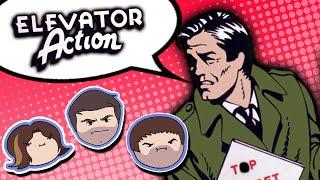 Elevator Action - Grumpcade