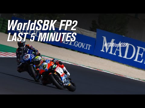 スーパーバイク 2021 第3戦イタリア ミサノ・ワールド・サーキット・マルコ・シモンチェリ FP2ハイライト動画