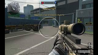 Warface [Снайпер] [AX308] [JG] [№3]