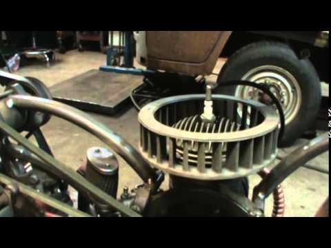 bike build, seat,rack and cooling,