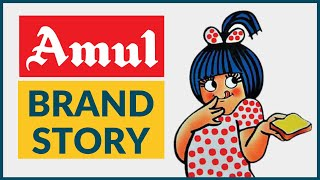 Amul - The Brand story