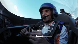 Juan Velarde vuela junto a Marc Márquez