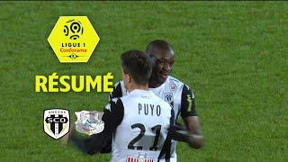 Angers SCO - Amiens SC (1-0)  - Résumé - (SCO - ASC) / 2017-18