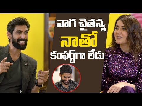 Raashi Khanna and Rana Making Fun of Naga Chaitanya | Venky Mama Movie Team Interview | NTV ENT