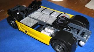 Daf xf 105 Italeri 1/24 model kit