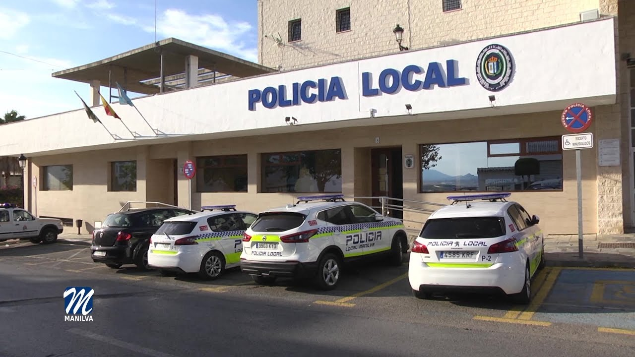 Nuevas actuaciones de la policía local
