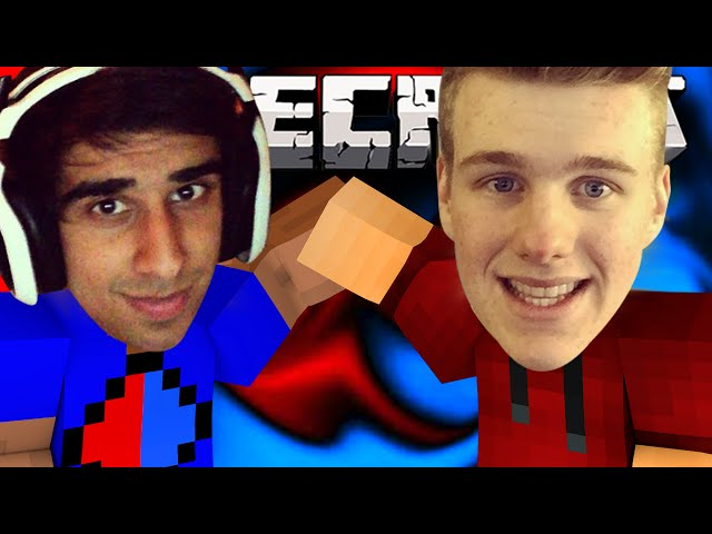 Minecraft-parkour-facecam-cross-control