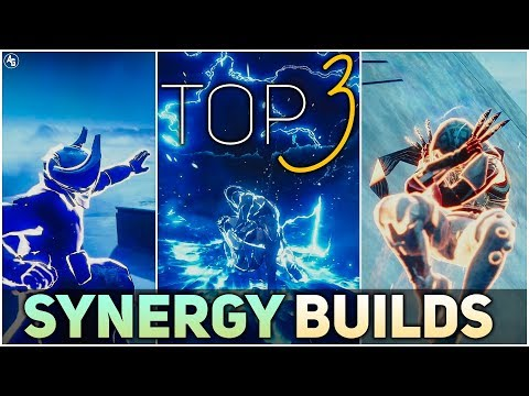 Top 3 Synergy Builds (Solo Player Builds) | Destiny 2