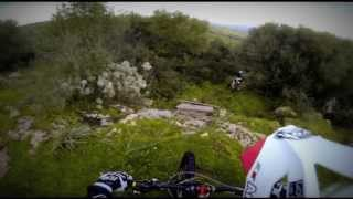 preview picture of video 'DH Enduro Perfugas 2014'