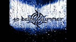 40 Below Summer - Wither Away (With Lyrics)
