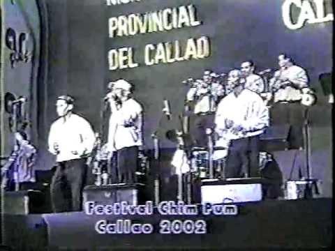 ME SABE A PERÚ - EL GRUPO NICHE (CALLAO 2002)