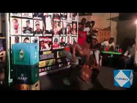 WOW!!! Man Swings 2 Crates of Beer with Teeth Only....Skill or Voodo