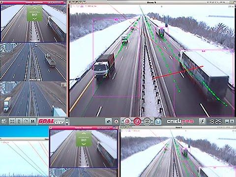 Спецлаб-Трафикон - автоматический видеоконтроль аварийности на автотрассах