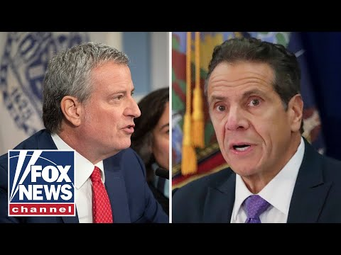 Former NY governor slams local leadership as 'utterly inept', defends NYPD