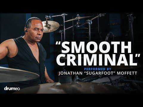 "Michael Jackson's Drummer Jonathan Moffett Performs ""Smooth Criminal"""